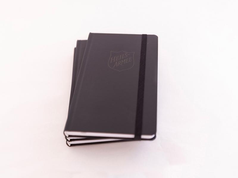 Heilsamee-Notizbuch A6