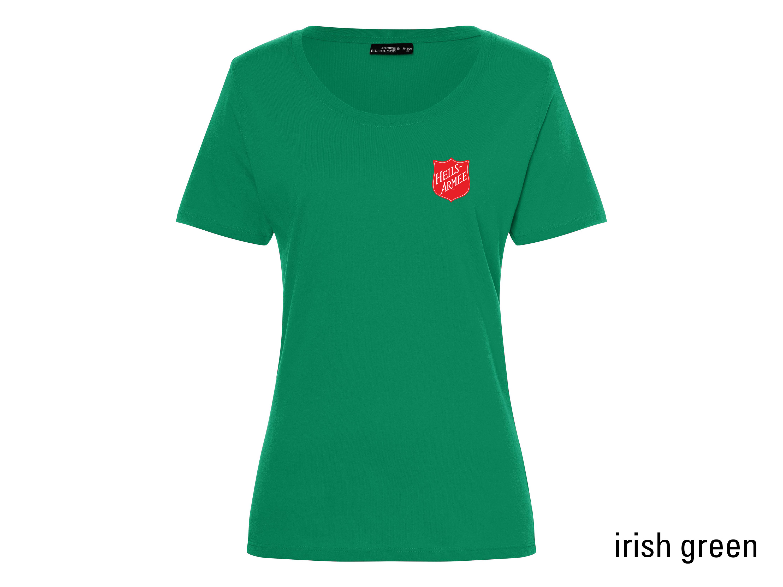 Damen Rundhals T-Shirt