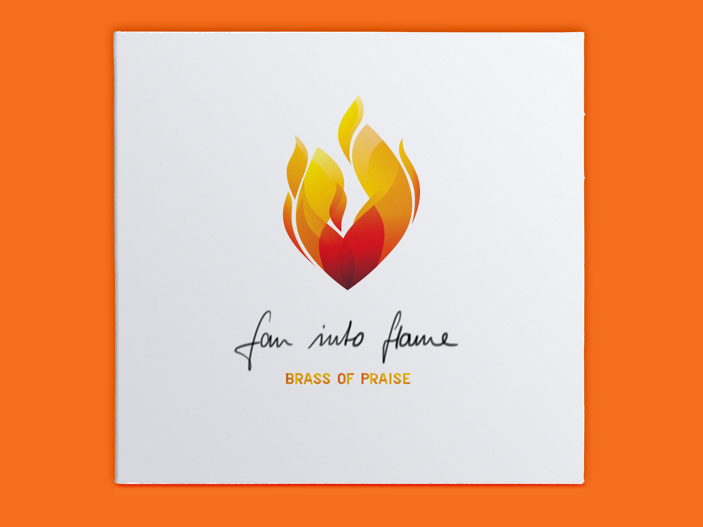 """Brass of Praise """"fan into flame"""" CD"""
