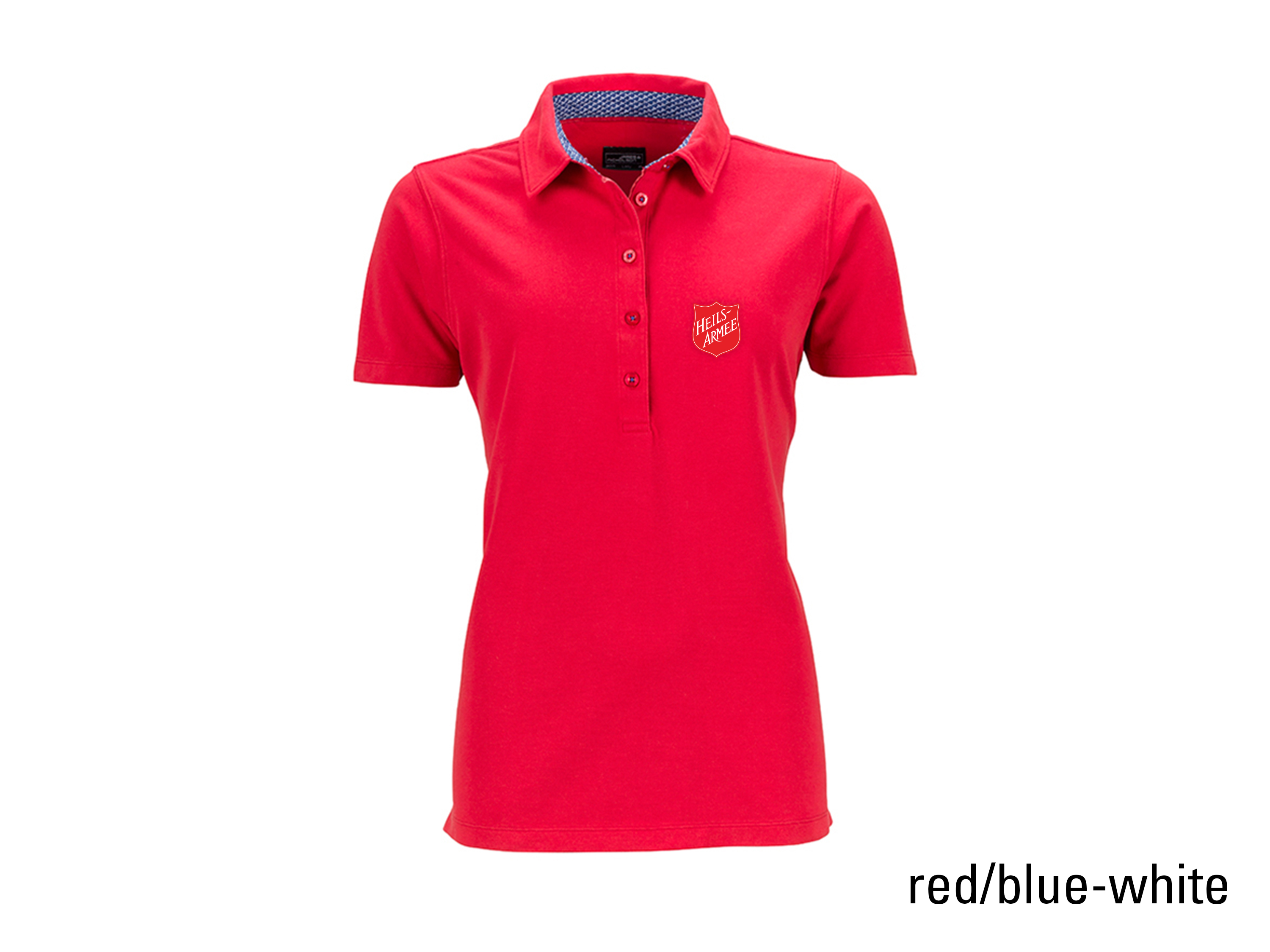 Damen Polo Used Look