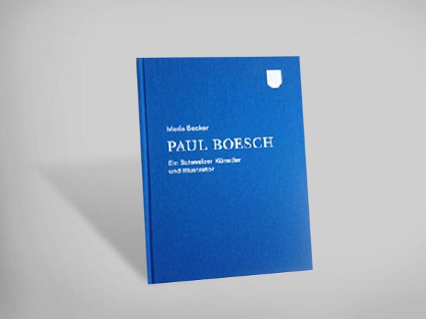 Paul Boesch - Ein Schweizer Künstler und Illustrator