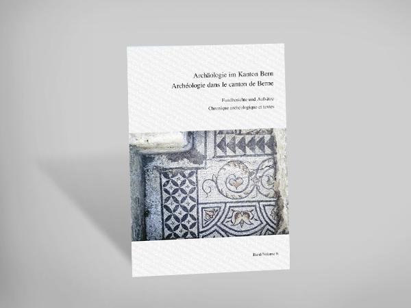 Archäologie im Kanton Bern - Band 6 a/b Fundberichte und Aufsätze