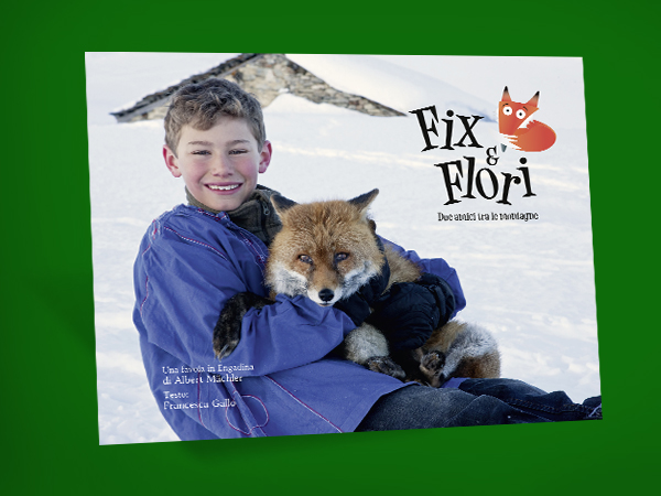 Buch Fix & Flori - Due amici tra le montagne