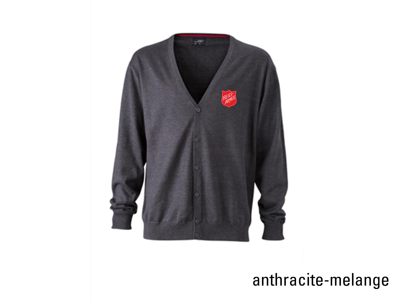 Veste en tricot pour hommes