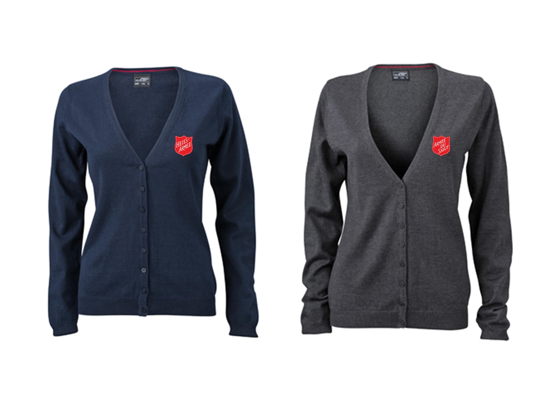 Veste en tricot pour dames