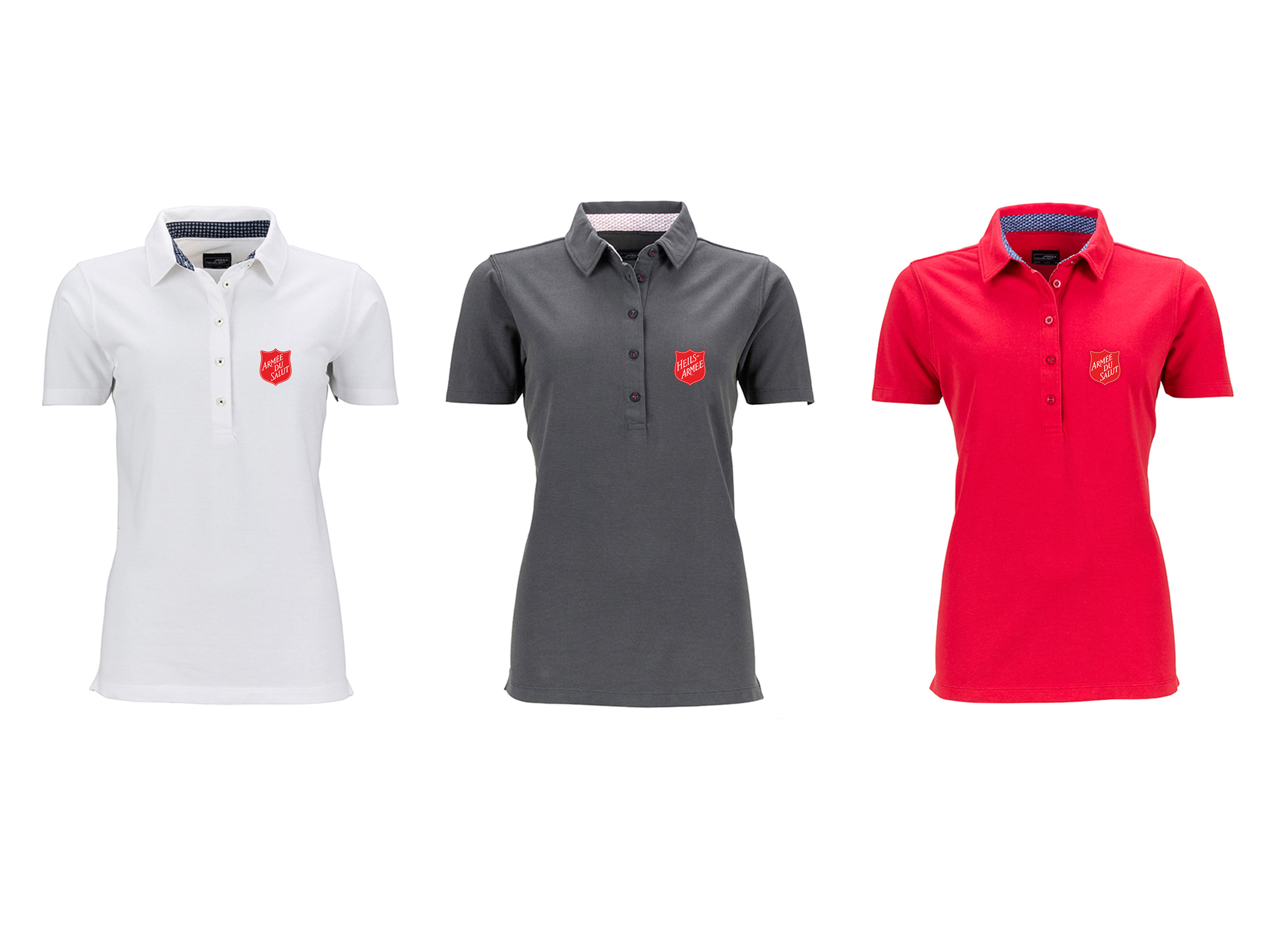Polo pour dames « Used Look »